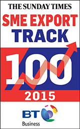 The Sunday Times Small Medium Enterprise Export Track 100 2015